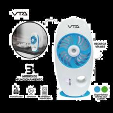 VENTILADOR RECARGABLE USB  VTA